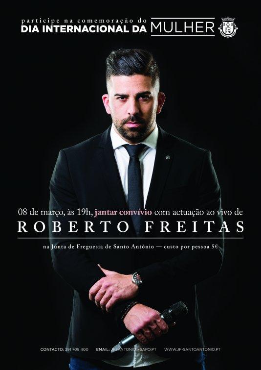 ARTISTA - ROBERTO FREITAS