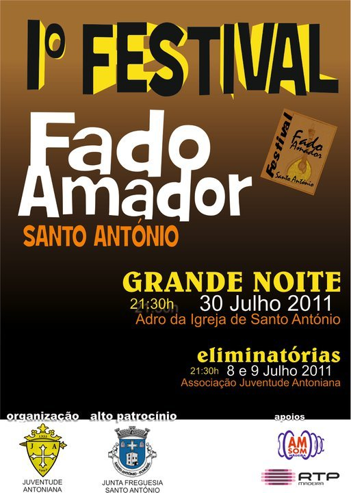Festival de Fado Amador
