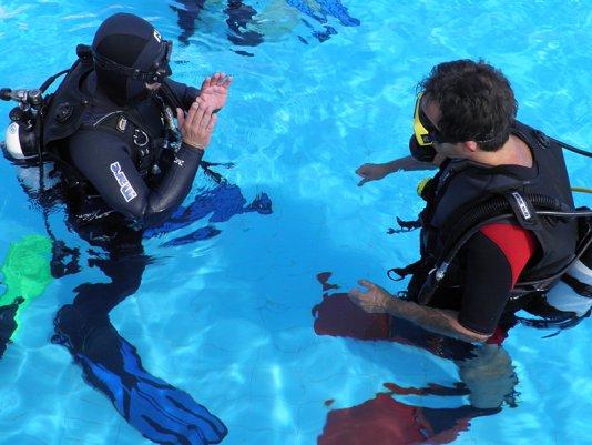 Foto Reportagem Baptismo de Mergulho