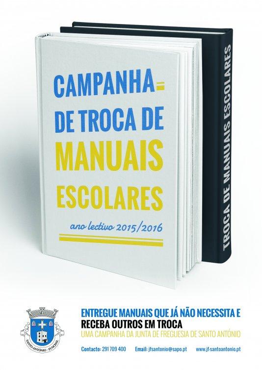 JUNTA DE SANTO ANRÓNIO / BIBLIOTECA MUNICIPAL DE SANTO ANTÓNIO