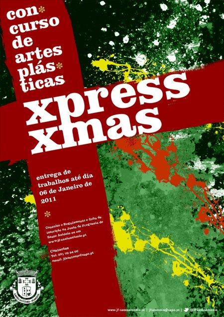 Concurso de Artes Plásticas, entrega de trabalhos até dia 06 de Janeiro de 2011