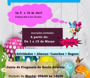 Atl-Férias da Pequenada- Páscoa 2017