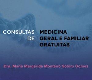 Consultas de Medicina Geral e Familiar Gratuitas
