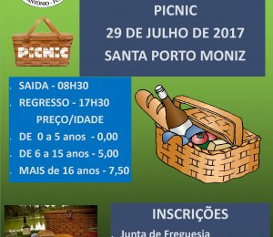 Piquenique 2017 - Santa do Porto Moniz