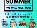 Festival de Música - 10 de setembro de 2016